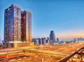 Mercure Hotel Apartments Dubai Barsha Heights, apartment in Dubai