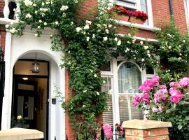 Georgiana's Guesthouse, bed and breakfast en Londres