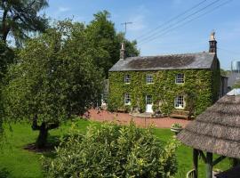 Thistleyhaugh farmhouse, hotel near Cragside House and Gardens, Longhorsley
