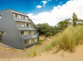 Vakantie Domein Ter Helme, apartment in Oostduinkerke
