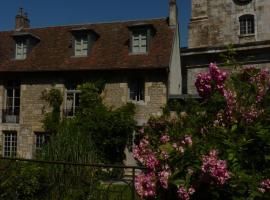 Résidence Charles Quint, apartment in Besançon