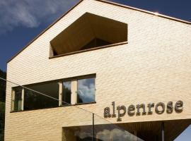 Hotel Alpenrose Ebnit, Hotel in Dornbirn