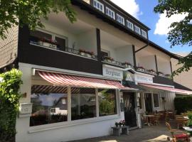 Berghaus Winterberg, hotel in Winterberg