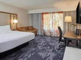 Fairfield Inn & Suites by Marriott Albany Airport, hotel in Albany
