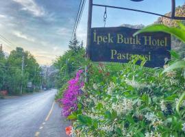 İpek Butik Hotel, отель в городе Чиралы