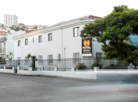 Hotel Kolping Valparaiso, hotel in Valparaíso