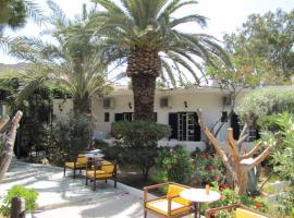Paradise Rooms, ξενοδοχείο κοντά σε Παραλία Μαγγανάρι, Μυλοπότας