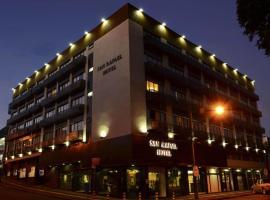 San Rafael Comfort Class Hotel, hotel in Foz do Iguaçu
