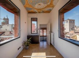 Esclusivo appartamento con torre / altana, appartamento a Bologna
