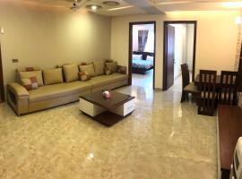 UM Serviced Apartment, apartment in Islamabad