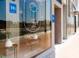 Hostal12, hotel en El Campello