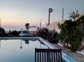 Georgia Seaside Villa, pet-friendly hotel in Hersonissos