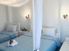 Samothraki Suites Kalisti, hotel in Xiropótamos