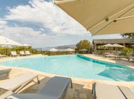 Corsica Paradise, glamping site in Calcatoggio