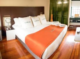 eGreen Hotel 111, hotel in Bogotá
