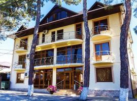 Отель Золотое Руно, отель в Кабардинке