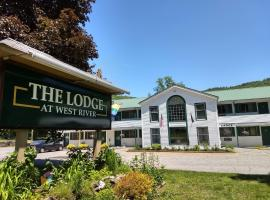 The Lodge at West River, Hotel in Newfane