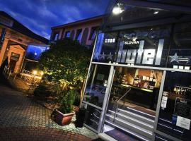 Hotel Slovan, hotel v Lučenci