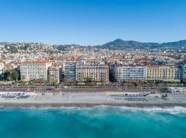 Westminster Hotel & Spa; BW Premier Collection, spa hotel in Nice