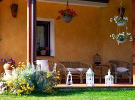 Agriturismo La Genziana, golf hotel in Alghero