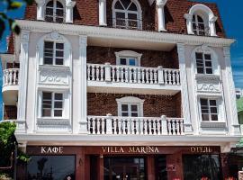 Отель Вилла Марина, отель в Краснодаре