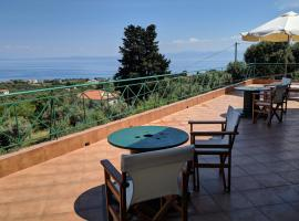 Marinas Garden, accommodation in Mytilini