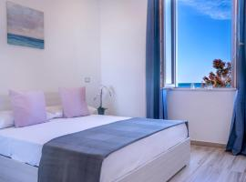 Sea Window Room, self catering accommodation in Salerno
