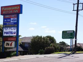 Panorama Motor Inn, hotel in Newcastle