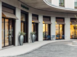Harry's Home Zürich, отель в городе Валлизеллен
