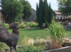Auberge Saint Laurent, hotel near Basel Zoological Garden, Sierentz