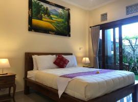 Taman Indah Homestay, pet-friendly hotel in Ubud