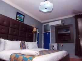 Tega Suites, hotel near Murtala Muhammed International Airport - LOS,