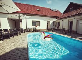 Penzion Kratochvíl, hotel v destinácii Dolní Dunajovice