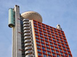 Hyatt Regency Barcelona Tower, hotel cerca de Aeropuerto de Barcelona - El Prat - BCN, L'Hospitalet de Llobregat