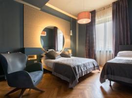 Le Texture Premium Rooms Duomo-Cordusio, δωμάτιο σε οικογενειακή κατοικία στο Μιλάνο