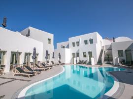 Kallos Imar Hotel, budget hotel in Mesaria
