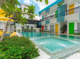 Glow Inn Siem Reap, hotel in Siem Reap