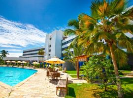 Del Mar Hotel, hotel near Sergipe Cultural and Art Centre, Aracaju