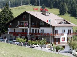 Hotel Des Alpes, hotell i Castione della Presolana