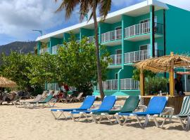 Emerald Beach Resort, hotel in Lindbergh Bay