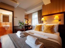 Hotel Wielopole – hotel w pobliżu miejsca Stara Synagoga w Krakowie