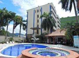 Hotel Maria Gloria, hotel cerca de Parque de la vida COFREM, Villavicencio