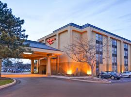 Hampton Inn Detroit Madison Heights South Troy, hotel in Madison Heights