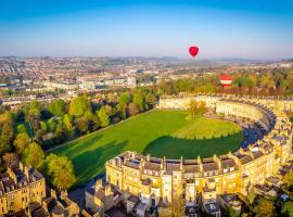 The Royal Crescent Hotel & Spa, hotel em Bath