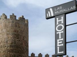 Hotel Las Murallas, hotel near Torreón de los Guzmanes, Ávila