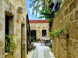 Hotel Ellique, hotel near Archaeological Museum of Rhodes, Rhodes Town