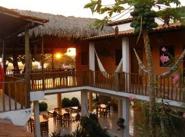 Pousada Por do Sol, guest house in Jericoacoara