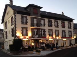 Hôtel des Voyageurs, hôtel à Bagnols