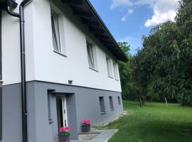 Sisi, apartment in Luhačovice