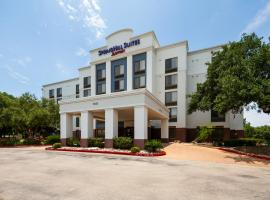 SpringHill Suites by Marriott Austin Northwest/The Domain Area, hotel in Austin